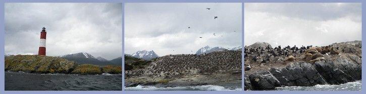 Schiffstour Ushuaia