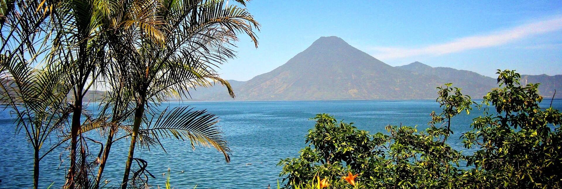 Reise durch Mexiko, Guatemala und Belize