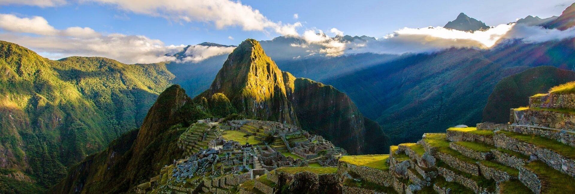 Reise durch Peru, Bolivien und Chile